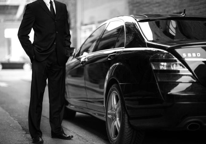 Chauffeur Service in Finchley